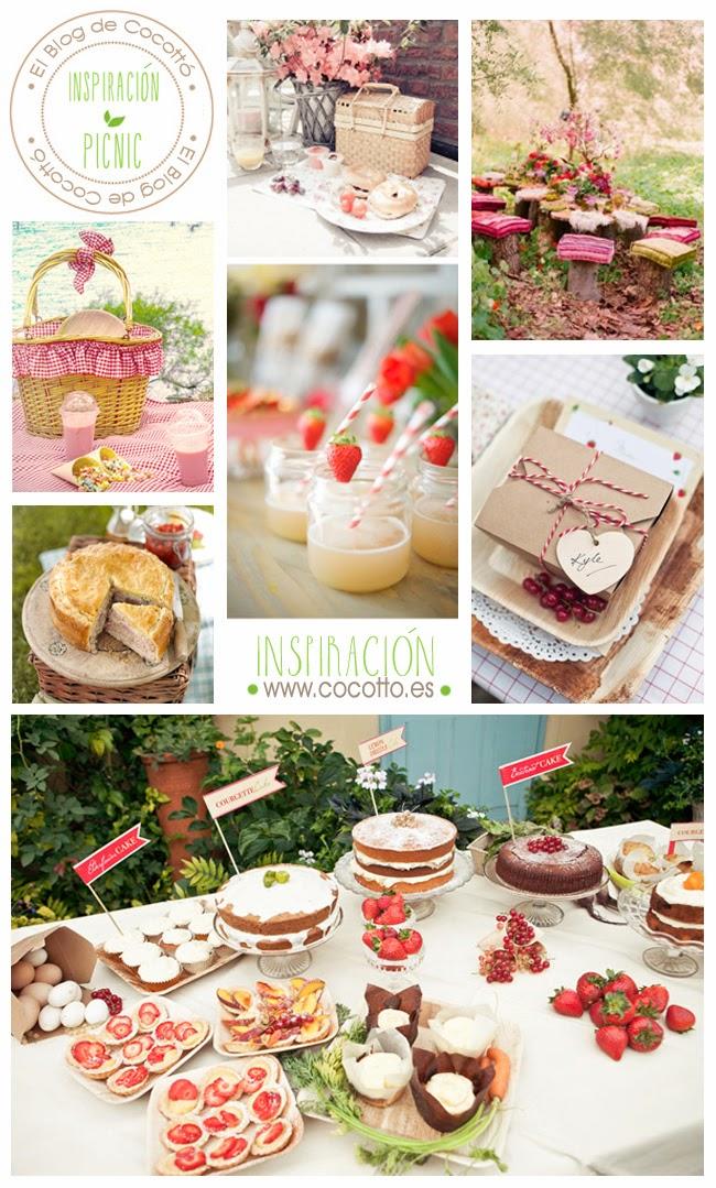 Comida para picnic y envases para llevar blog cocott - Comida para llevar de picnic ...