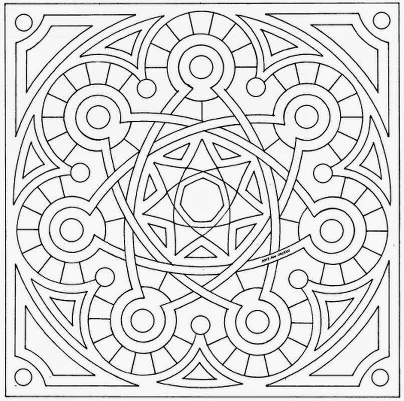 Mandalas cuadrados mariposas romanticos para pintar Buscar con