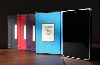 Hardcover for a book of another technology