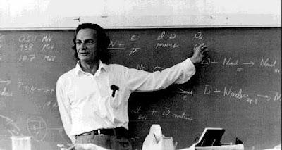 feynman maskolis