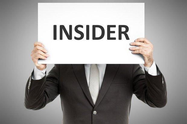 Insider - köp och sälj just nu i Sverige