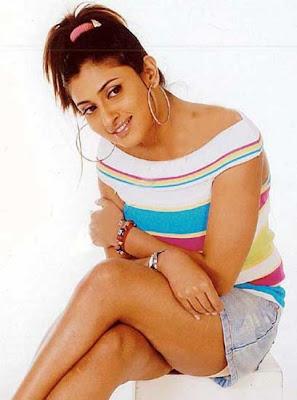 Actress Malavika Hot