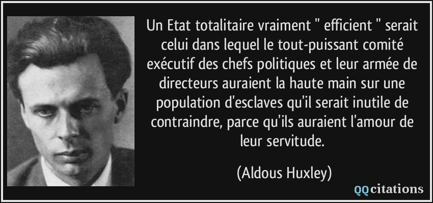 Conscience du peuple