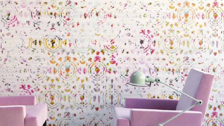 Gorgeous shiny things lets talk wallpaper for Decoller papier peint vinyl