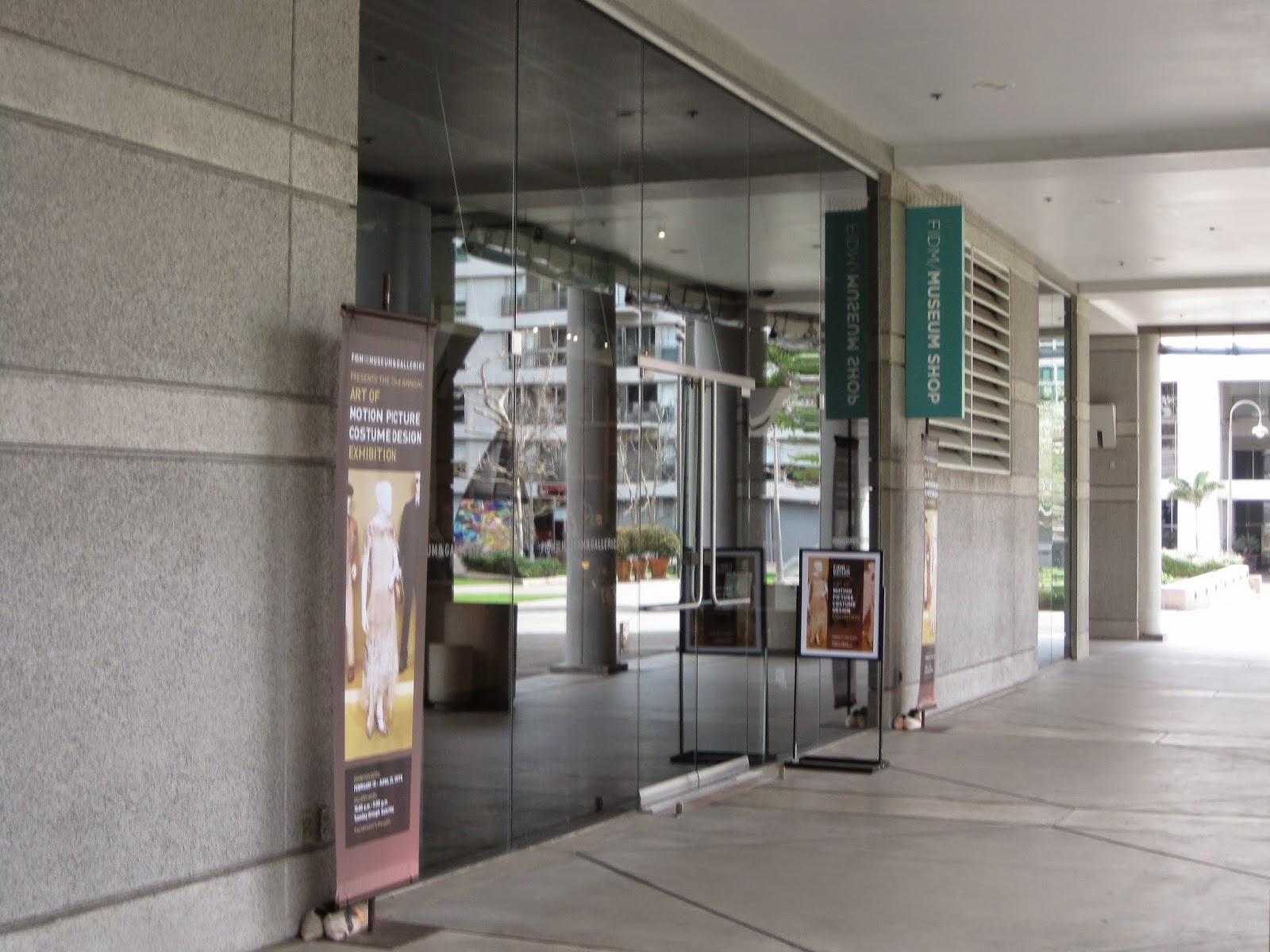 fidm entrance project