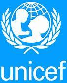 UNICEF (pelos direitos das crianças, for children's rights)
