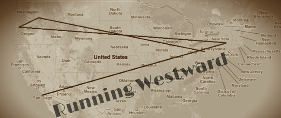 Running Westward