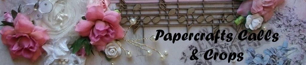 Papercraft Crops & Calls