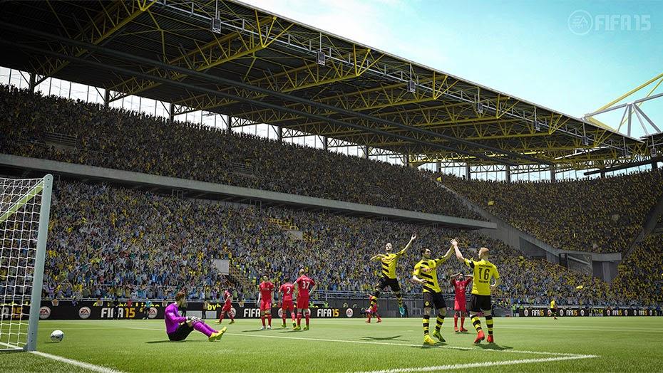 Download FIFA 15 Crack + All Updates
