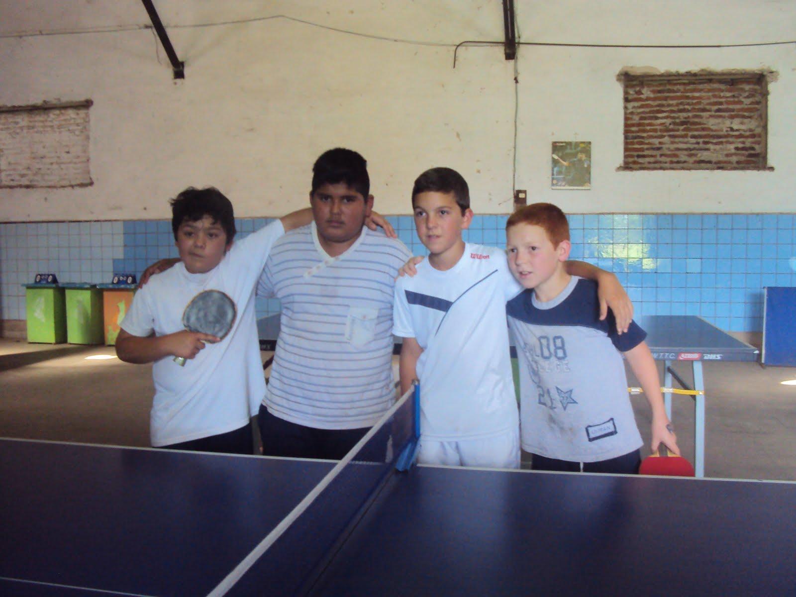 Intercolegial de tenis de Mesa Paso de los Libres