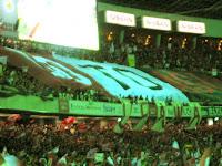 浦和デカ旗 2004 サントリーチャンピオンシップ 第1戦 横浜 F・マリノス対浦和レッズ