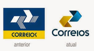 novo logotipo correios