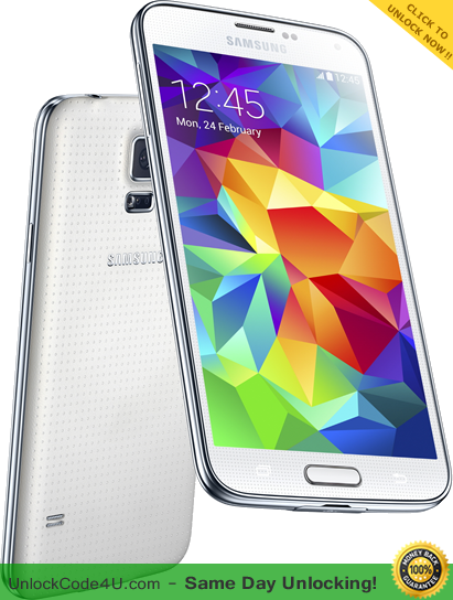 Factory Unlock Samsung Galaxy S5 in Minutes by Unlock Code