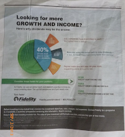 Fidelity Ads of Mutual Fund