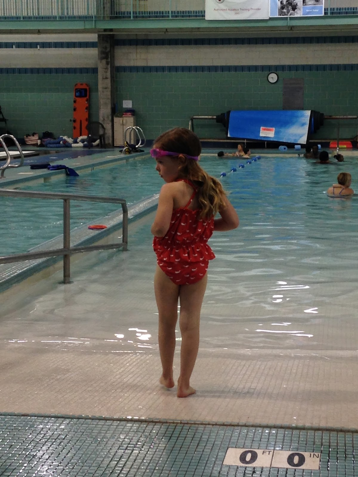 Tale of five forks swim lessons - Pools on the park swimming lessons ...