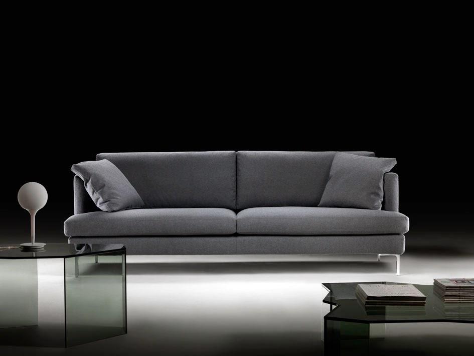 Divani blog tino mariani divano manhattan nuove immagini del nuovo divano moderno - Divano profondo 60 cm ...