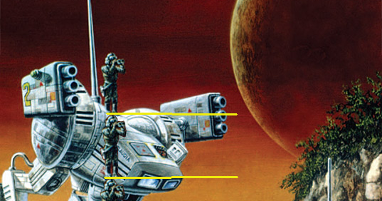 Constantly Risking Obscurity: Battletech Locust Scale ...