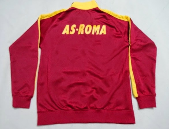Jaket Jersey AS Roma Home 2014-2015 Terbaru Brand Nike