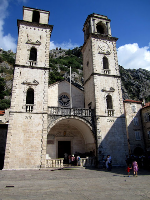 St. Tryphon's Cathedral, Kotor, Montenegro