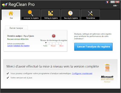 شرح وتحميل برنامج RegClean