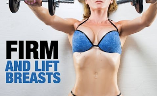 Best Exercises to Firm & Lift Breasts