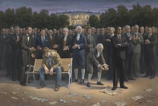 - Obama-rasga-e-pisa-na-constituição