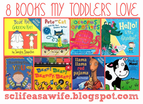 books for toddlers - 8 books my kids love