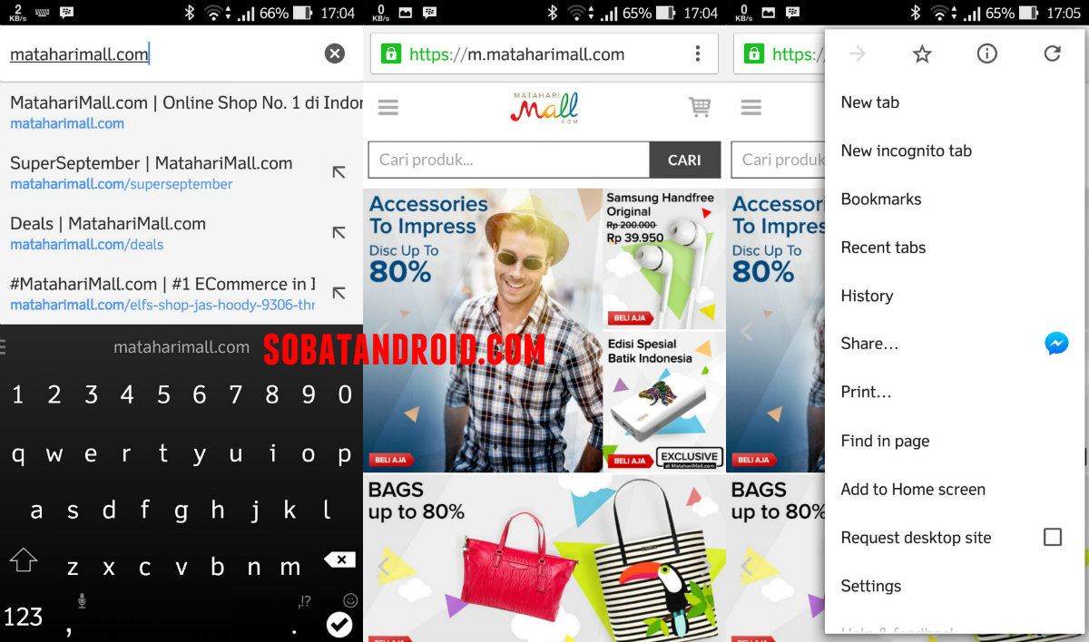 Download Aplikasi Android MatahariMall.com Apk Terbaru Update