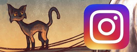 Mis dibujillos en Instagram
