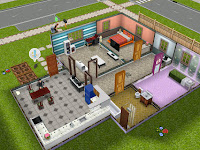 living room ideas sims freeplay