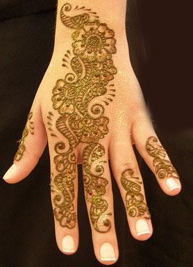 Pakistani Mehndi Designs 2011+For+Eid Latest Mehndi Designs for Eid