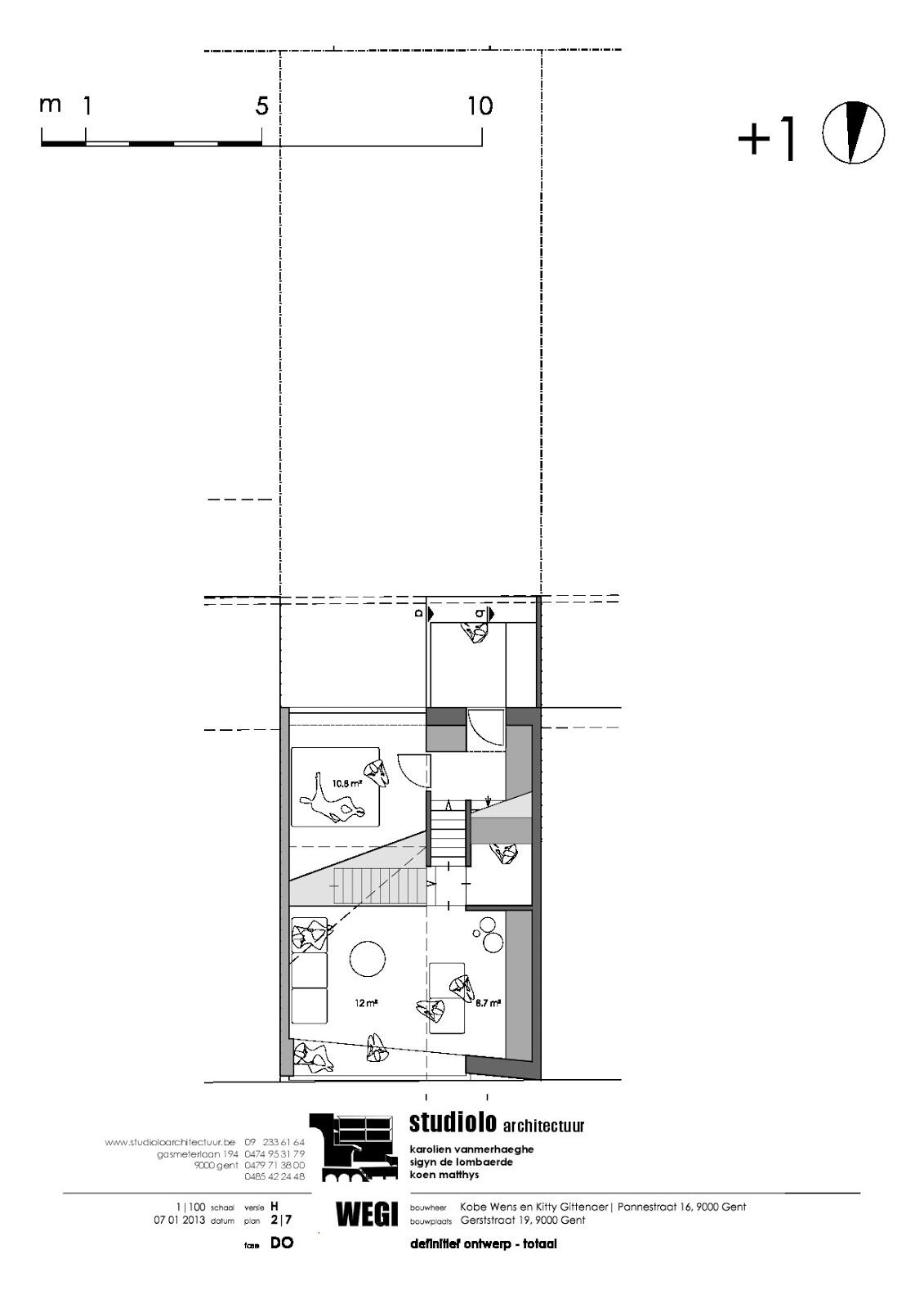 Familie wens in de gerststraat het ontwerp - Plan ouderslaapkamer met badkamer en kleedkamer ...
