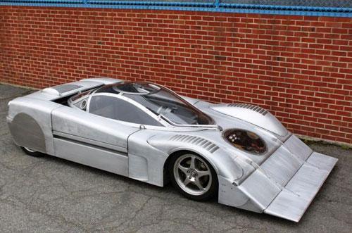 Sea Lion: World's First Amphibious Sports Car