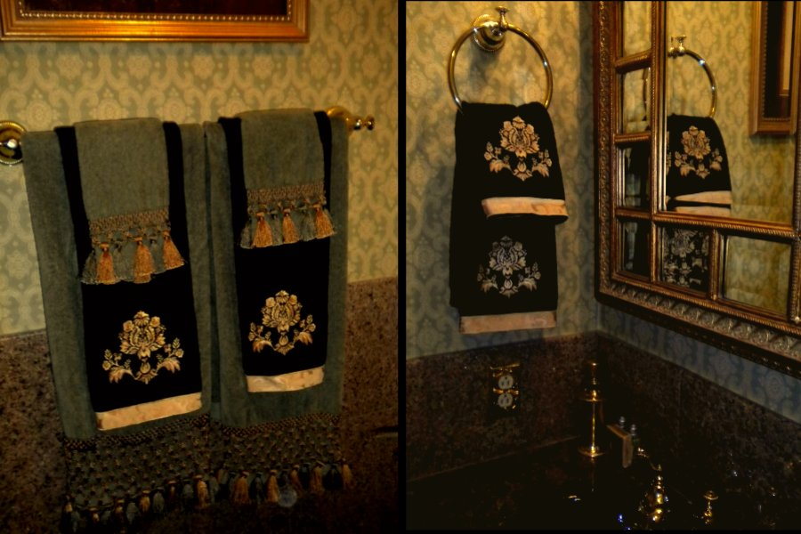 ireland ever after the fine art of decorative towels. Black Bedroom Furniture Sets. Home Design Ideas