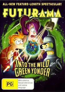 Ver online: Futurama: En el lejano y salvaje verde (Futurama: Into the Wild Green Yonder / The Futurama Movie 4) 2009