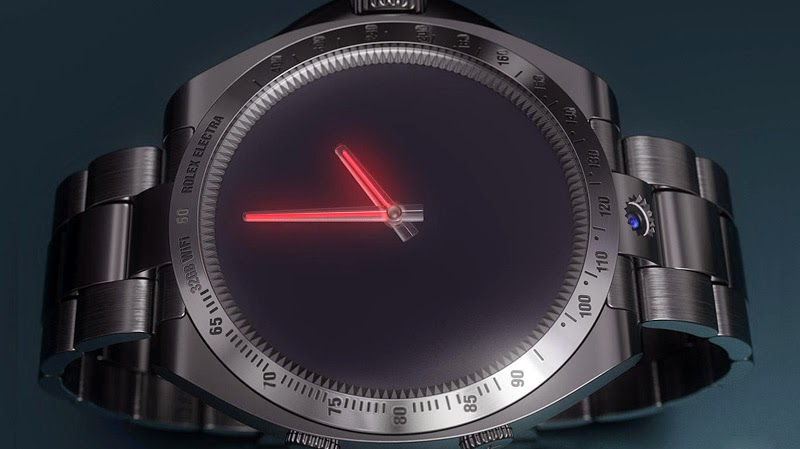 đồng hồ thông minh đẳng cấp Rolex