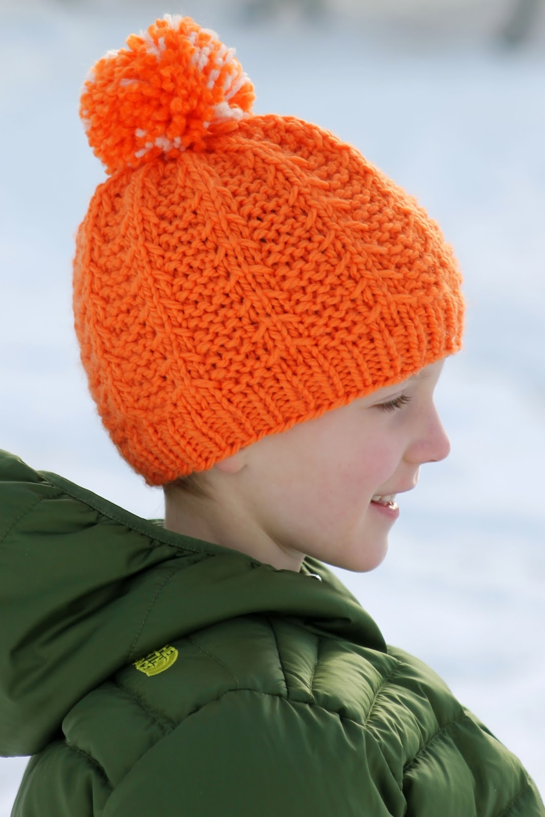 Balls to the Walls Knits: Little Tent Hat