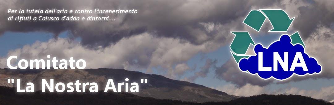 """Comitato """"La Nostra Aria"""""""