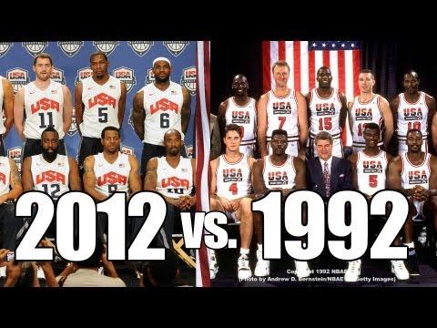 1992 dream team: