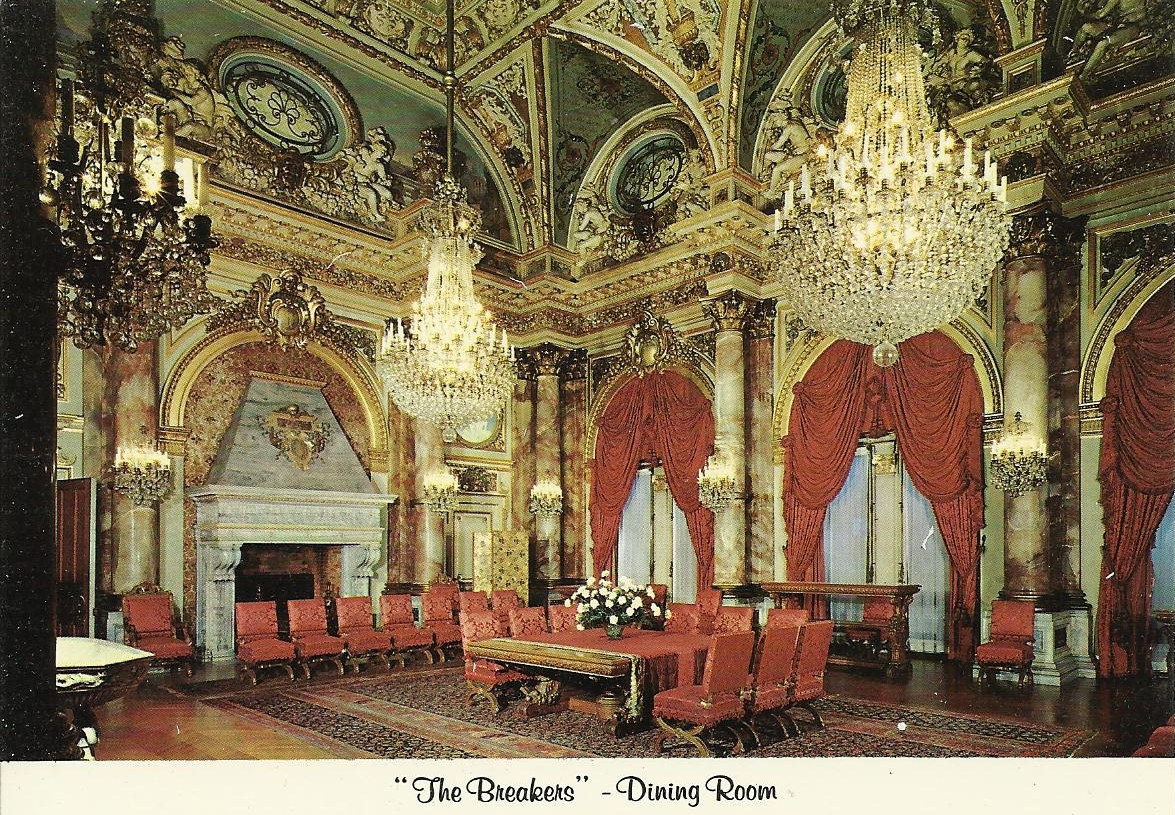 The breakers dining
