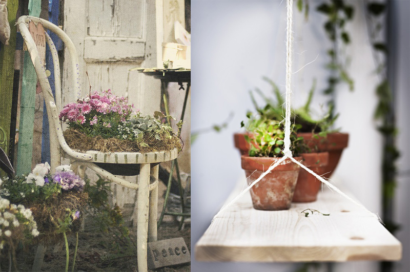 Gloama manualidades c mo hacer una cesta de pascua for Arreglar el jardin de casa