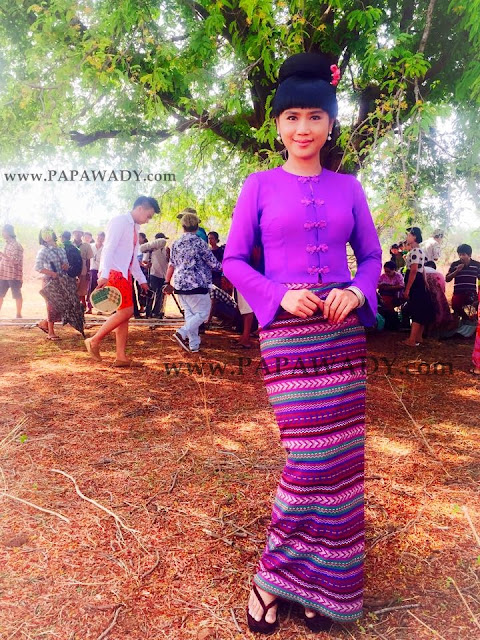 Celebrity of the Week - Myanmar Actress Khine Thin Kyi Photos