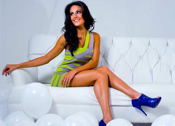 Johanna Solano nos muestra sus grandes habilidades con el balón