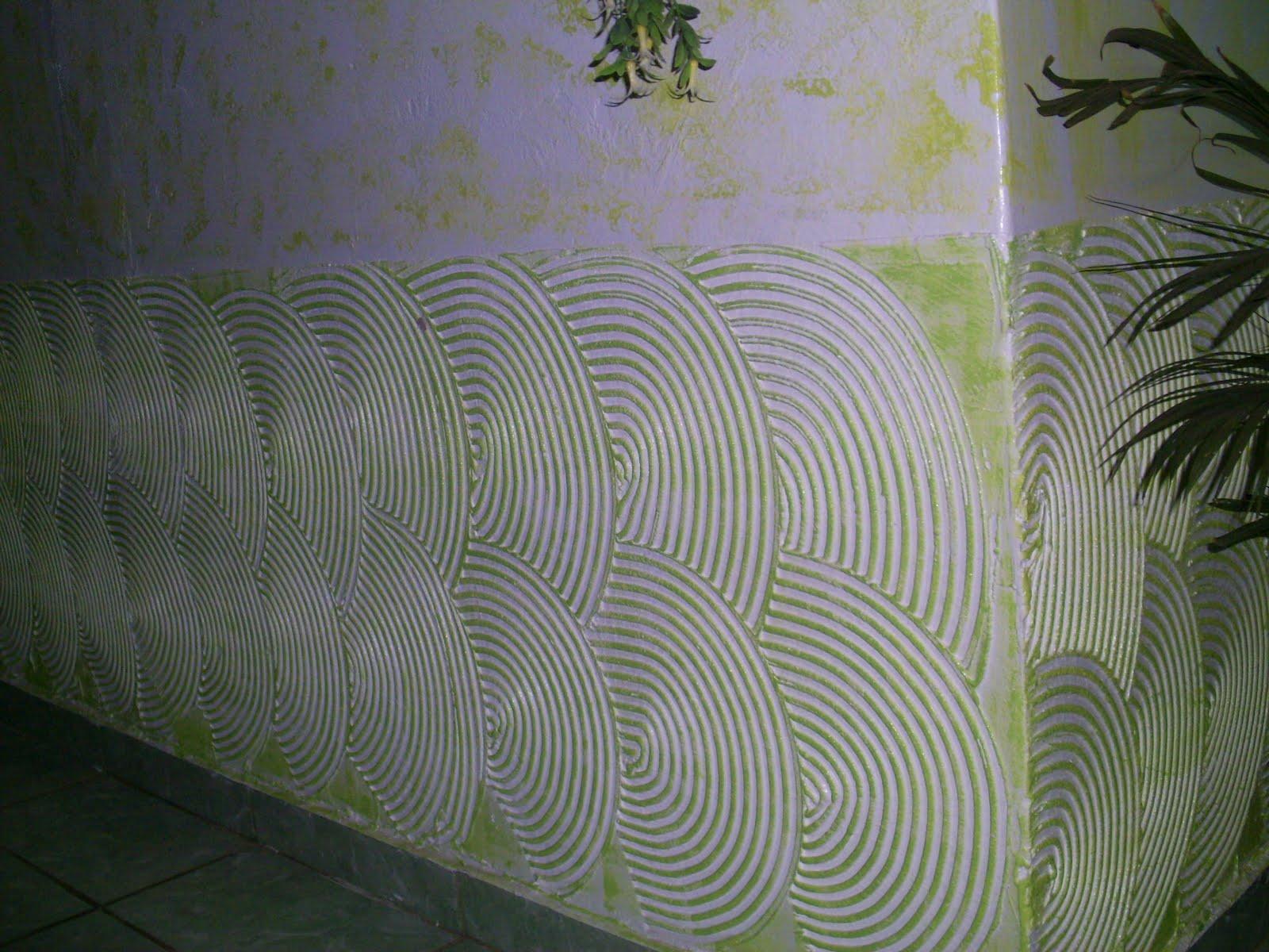 Grafiato caseiro fa a voc mesmo procure no menu abaixo - Tipos de pintura para pared ...
