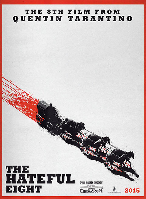 ¡Cartelicos!: The Hateful Eigth (2015)