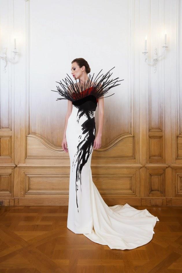 stephane rolland 2015 gece elbiseleri