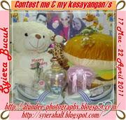 CONTEST ME & MY KESAYANGAN/S