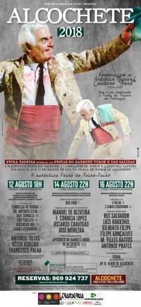 Alcochete- Feira Taurina 2018