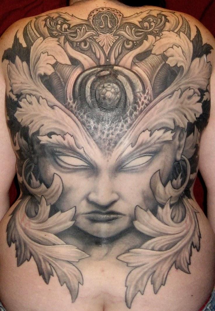 paul booth, tatuajes realistas, tatuajes terror, tatuajes goticos, tatuajes negros, sepultura, pantera, silpknot, famous tattoos, famous artists, detalles, tattoo, tattoos, tatuajes, tatuaje, booth, paul
