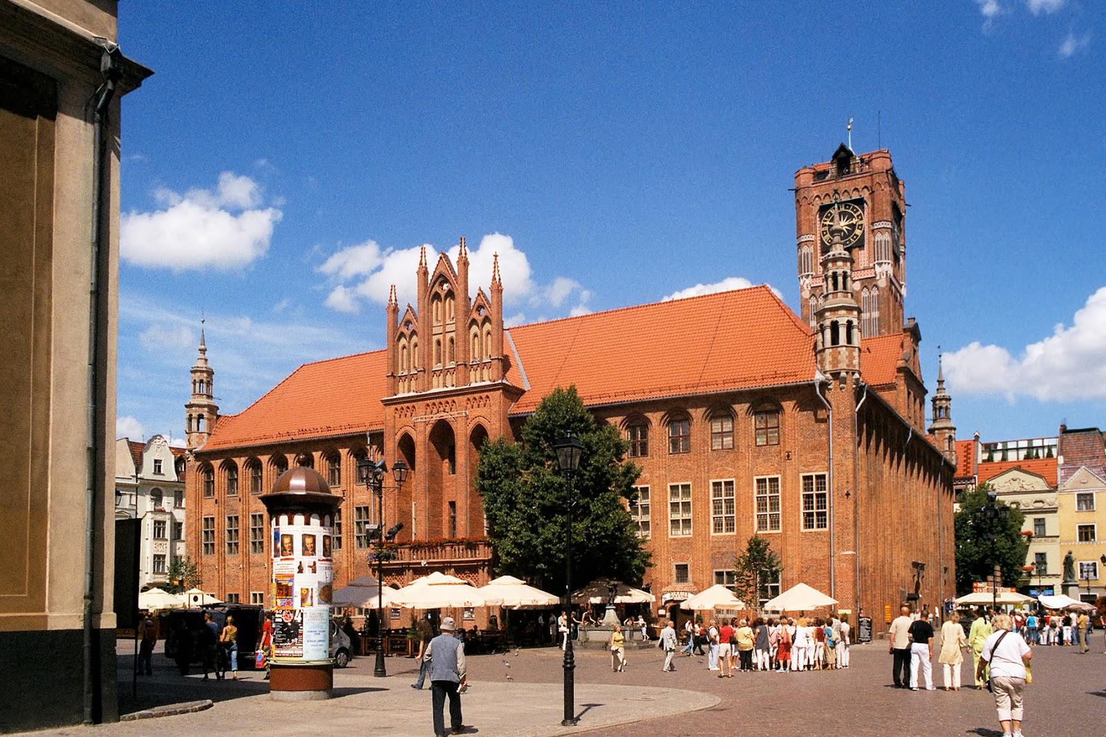 World Visits: Torun Poland - Popular Tourist Destination